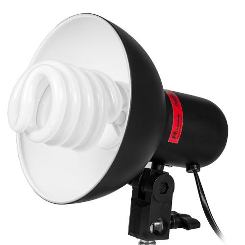 Осветитель Falcon Eyes LHPAT-15-1 с отражателем 15 см