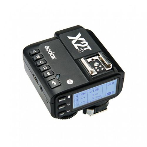 Пульт-радиосинхронизатор Godox X2T-F TTL для Fujifilm