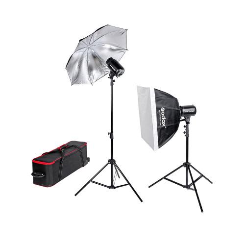 Комплект студийного оборудования Godox E250-F