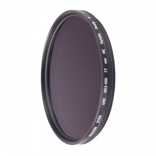 Светофильтр Falcon Eyes UHD ND2-400 77 mm MC нейтрально-серый с переменной плотностью