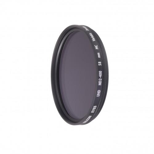 Светофильтр Falcon Eyes UHD ND2-400 58 mm MC нейтрально-серый с переменной плотностью
