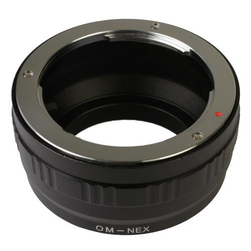 Кольцо переходное Olympus OM на Sony Nex