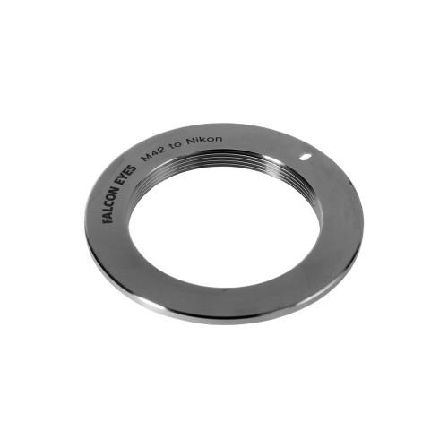 Кольцо переходное M42 на Nikon