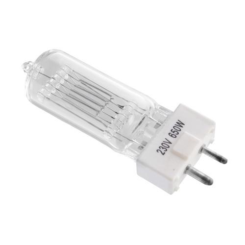 Лампа галогеновая FHL-650 для осветителя Fresnel 650