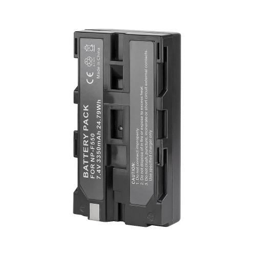 Аккумулятор литий-ионный GreenBean NP-F550 (3350 мАч)
