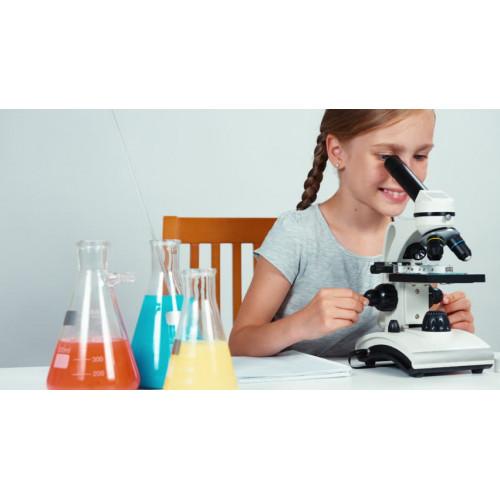 Какой выбрать микроскоп для школьника?
