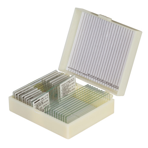 Набор микропрепаратов Konus 10: «Естественные науки»