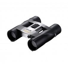 Бинокль Nikon Aculon А30 10×25, серебристый