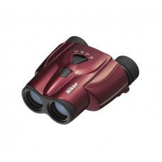 Бинокль Nikon Aculon T11 8–24×25 Zoom, красный