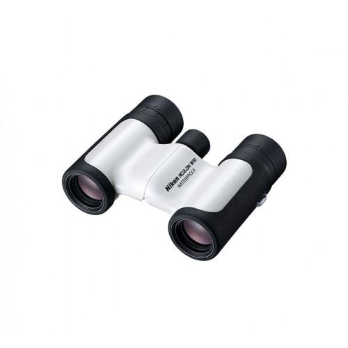 Бинокль Nikon Aculon W10 10×21, белый
