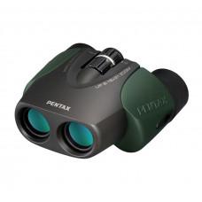Бинокль PENTAX UP 8-16X21 зеленый