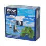 Бинокль Veber Waterproof 7×50 БПс плавающий с компасом