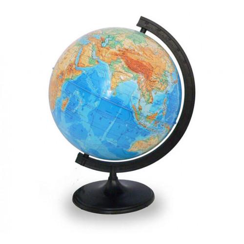 Глобус физический диаметром 320 мм