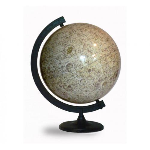 Глобус Луны диаметром 210 мм с подсветкой