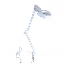 Лампа-лупа с подсветкой Veber 8608D 3D, 3дптр, 120 мм