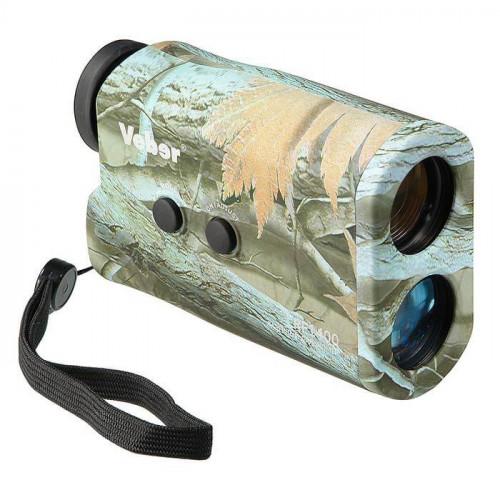 Лазерный дальномер Veber 8×30 LRF1400 Camo