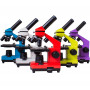 Микроскоп Levenhuk Rainbow 2L PLUS Orange/Апельсин