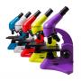 Микроскоп Levenhuk Rainbow 50L Amethyst/Аметист