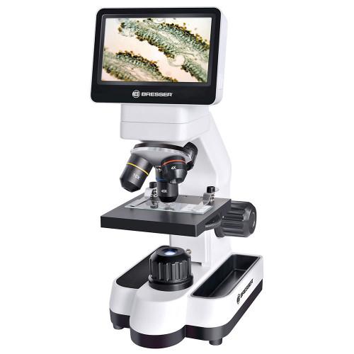 Микроскоп цифровой Bresser Biolux Touch LCD 40–1400x