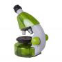 Микроскоп Levenhuk LabZZ M101 Lime/Лайм