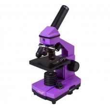 Микроскоп Levenhuk Rainbow 2L PLUS Amethyst/Аметист