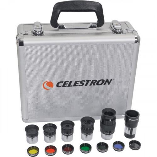 Набор окуляров и фильтров Celestron, 1,25″