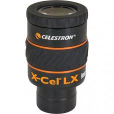 Окуляр Celestron X-Cel LX 9 мм, 1,25″