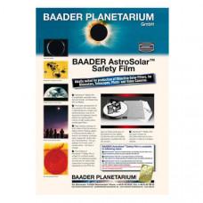 Пленка Baader AstroSolar (50х100 см)