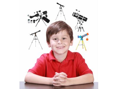 Как выбрать телескоп для ребенка?